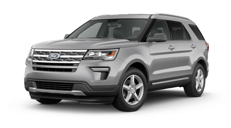 2019 Ford Explorer NEW DEMO XLT SUV